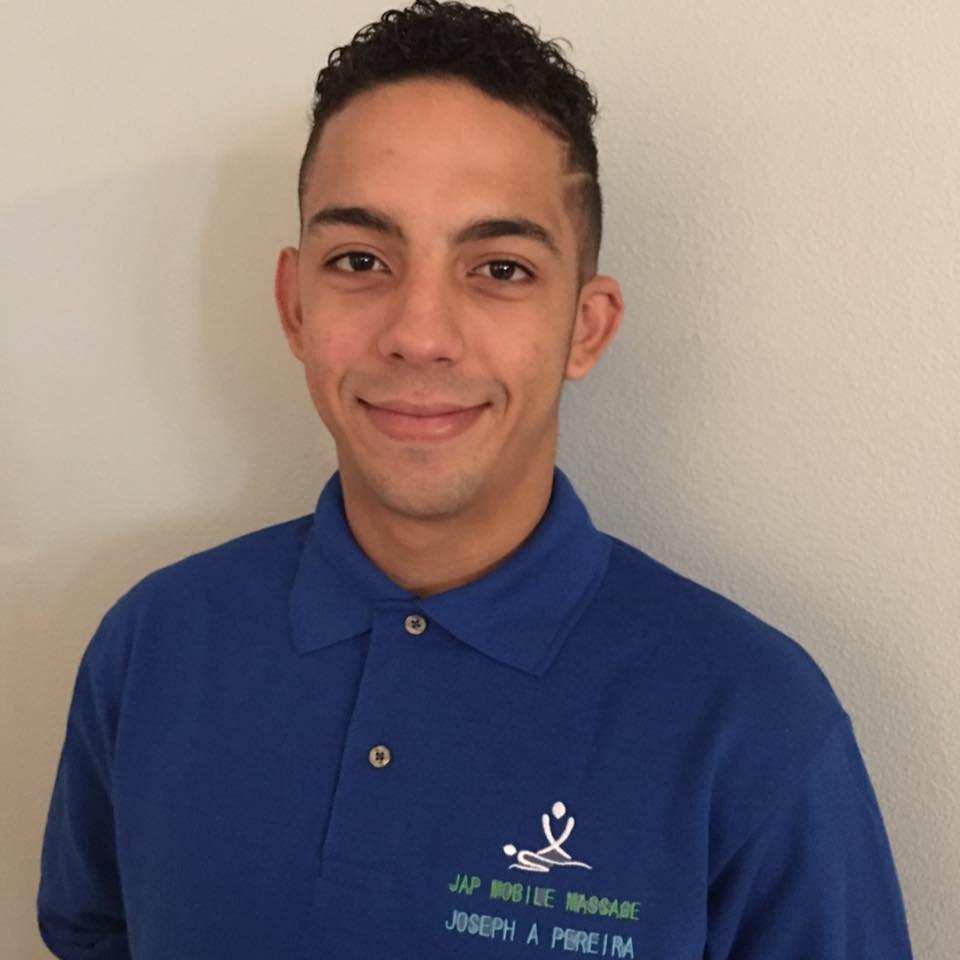 Joseph A Pereira | Massage Therapist